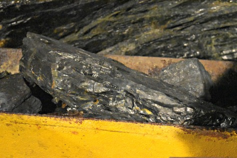 coal slab