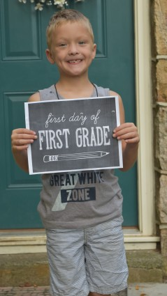 cal first day