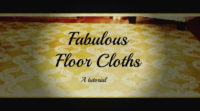 Fabulous Floor Cloths