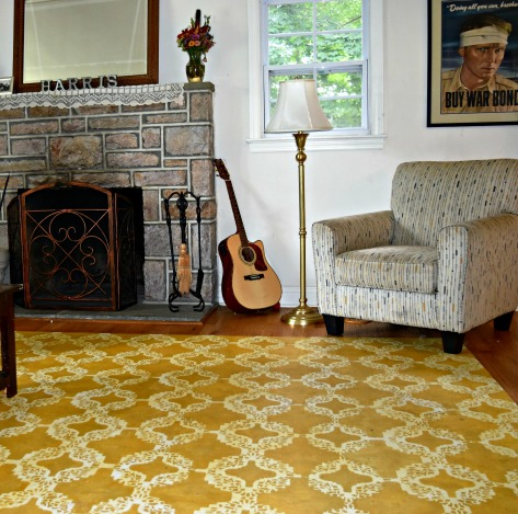 floorcloth